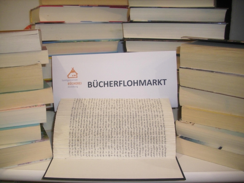 {#Bücherflohmarkt}