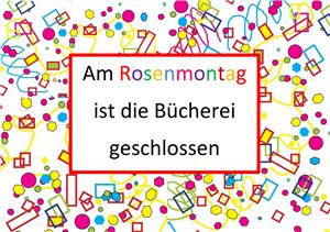 {#Rosenmontag}