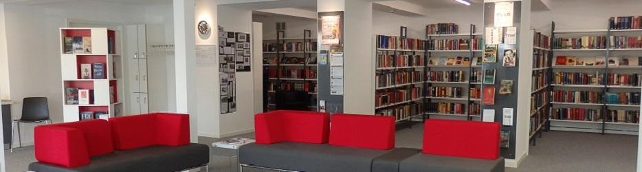 Christine - Brückner - Bücherei