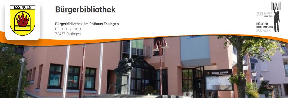 Bürgerbibliothek Essingen
