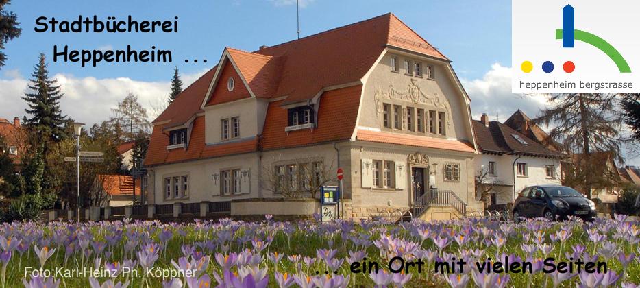 Stadtbücherei Heppenheim