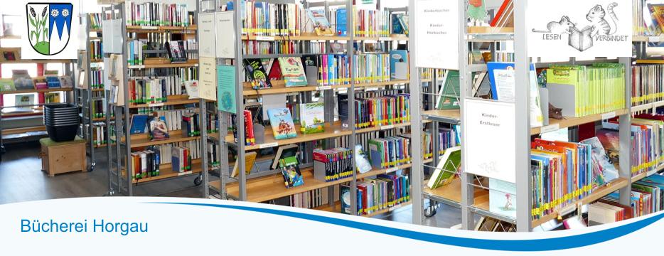 Bücherei Horgau