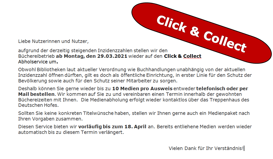 {#Click&Collect}