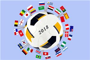 {#Fußball WM}