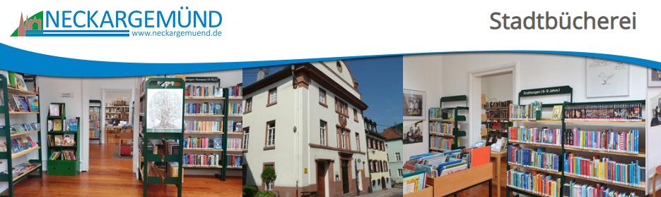 Stadtbücherei Neckargemünd
