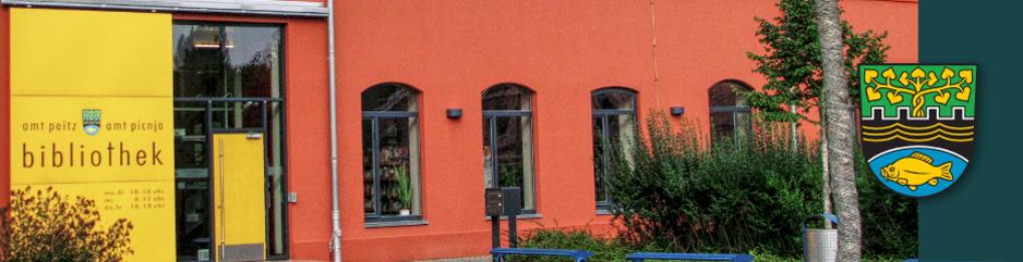 Amtsbibliothek Peitz