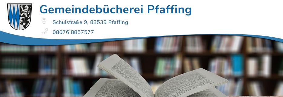 Gemeindebücherei Pfaffing
