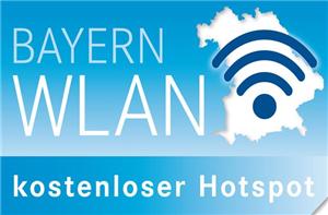 {#Logo - bayernWLAN}