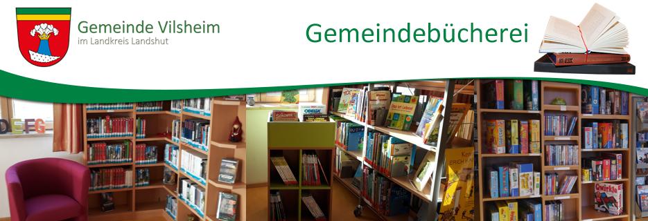 Gemeindebücherei Vilsheim